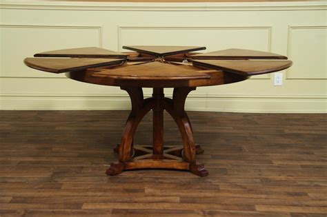 arts and craft table for solid walnut arts and craft expandable dining table