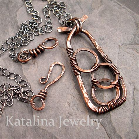 wire techniques for jewelry katalina jewelry jump rings tutorial basic wire working