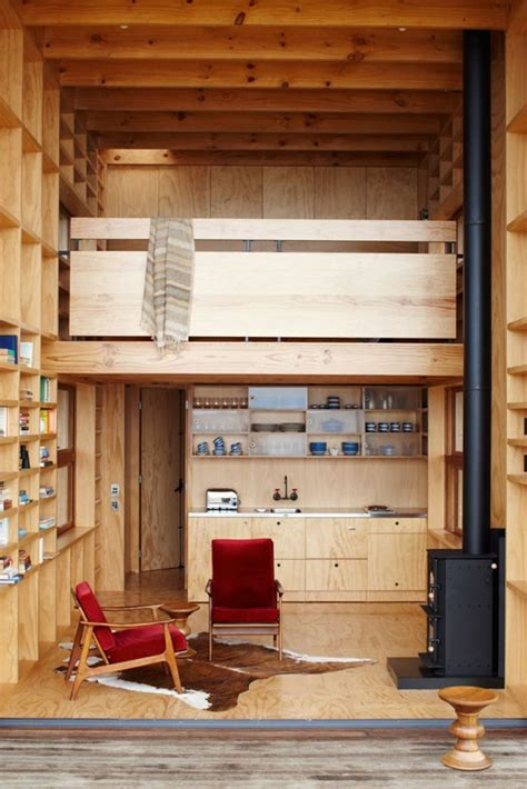 tiny home interiors twelve quot damn fabulous quot tiny house cabin and small house