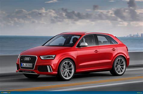 AUSmotive.com » Audi RS Q3 revealed