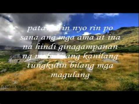 tagalog opening prayer for prayer avi