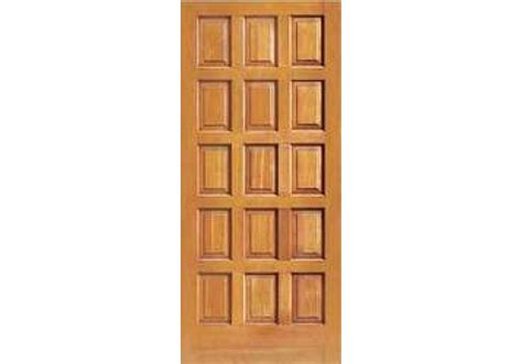 exterior panel doors f1500 vertical grain douglas fir exterior 15 panel doors