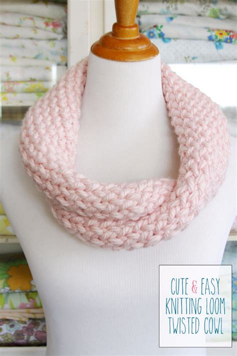 easy loom knitting projects 38 easy knitting ideas diy