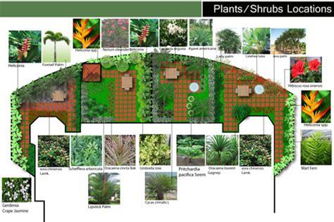 tropical garden designs and garden plans thai garden design