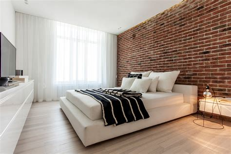 interior bedroom design images exposed brick bedroom interior design ideas