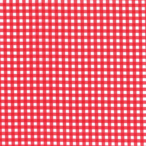 Western Decor Canada by Home Decor Fabric La Cucina Gingham Check Red