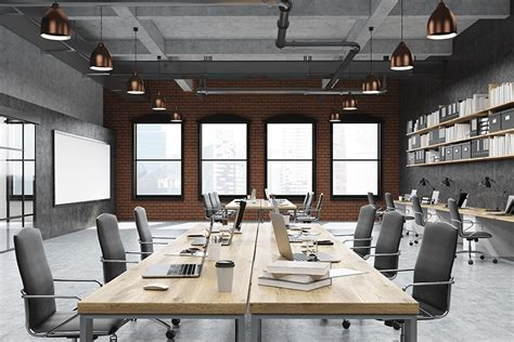 ideas for offices ideas for your industrial office design formaspace