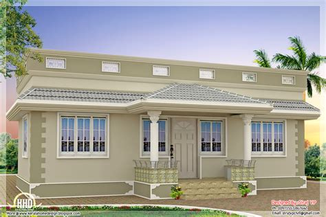 kerala home design kerala home design kerala single floor house 1 bedroom