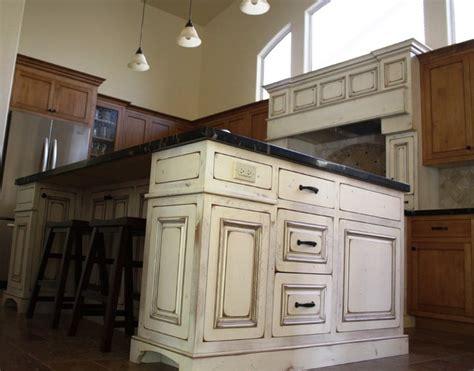 antique island for kitchen antique white island traditional kitchen