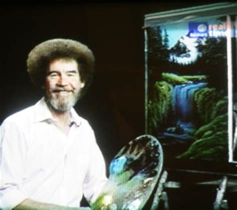 tv programm bob ross painting teacups couture fashion can be really fupe page 4