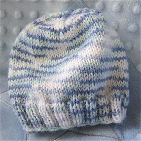 knitted baby beanie pattern free breezy baby beanie allfreeknitting