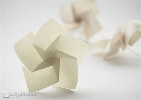 modular flower origami origami flowers and plants gallery go origami