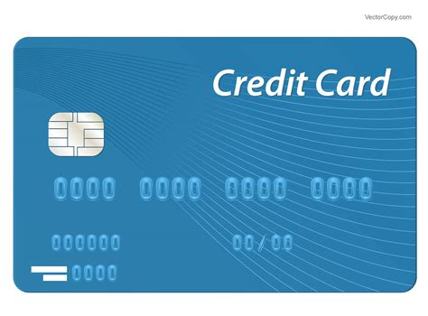 credit card credit cards vector
