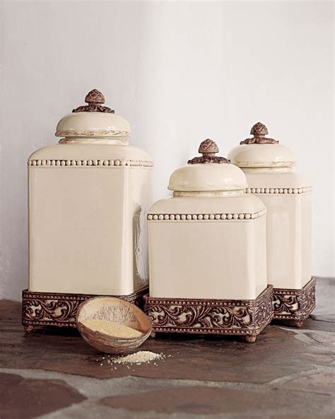 kitchen decorative canisters unique decorative canisters kitchen 2 gg collection
