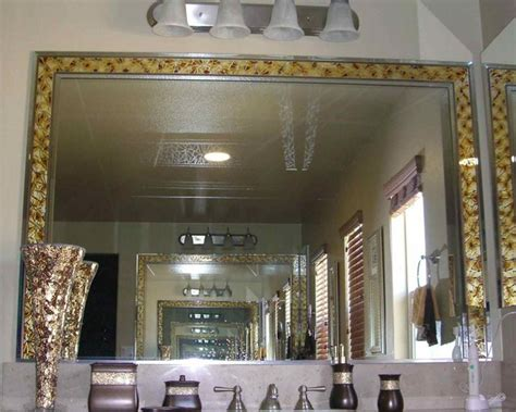 borders for bathroom mirrors mirror decorative borders for bathroom useful reviews of