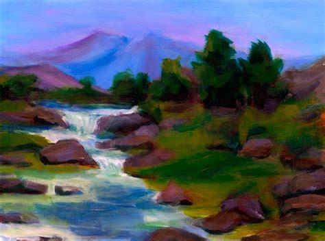 acrylic painting landscape acrylic landscape paintings related keywords acrylic