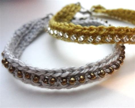 seed bead crochet patterns crochet seed bead bracelet 183 how to braid a braided bead