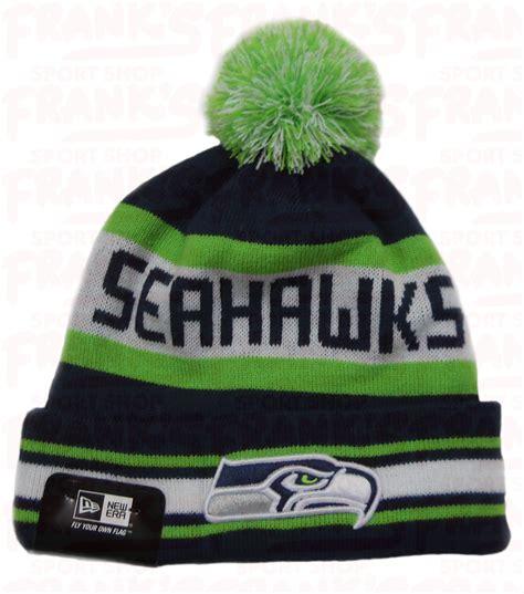 seattle seahawks knit hat new era nfl seattle seahawks the jake 3 sport knit hat