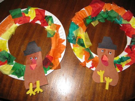 thanksgiving craft projects preschoolers thanksgiving