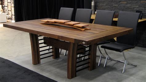 contemporary kitchen tables dining table table contemporary kitchen montreal