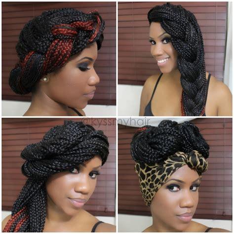 box braid styles for box braids kyss my hair