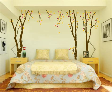 wall decorations bedroom angelic bedroom with lavish furniture of bed between