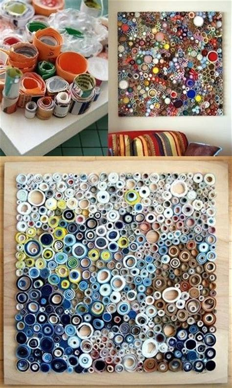 rolled paper craft rolled paper collage papercraft juxtapost