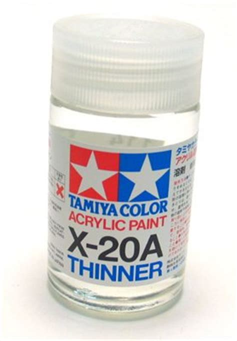 acrylic paint thinning for airbrush tamiya acrylic paint thinner 46ml kit kraft