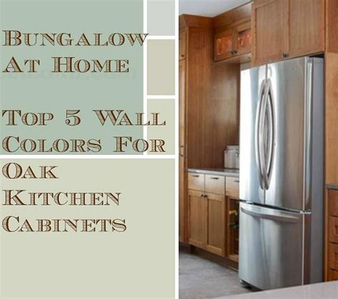 paint colors for kitchen walls and cabinets 5 top wall colors for kitchens with oak cabinets colors
