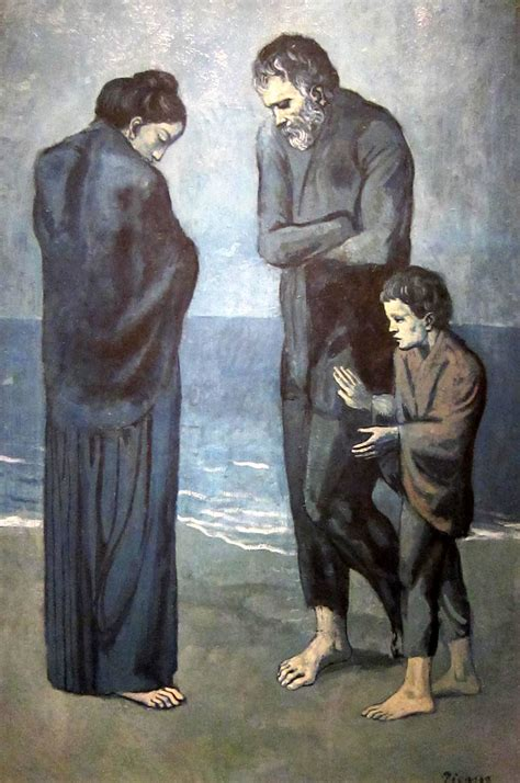 picasso paintings the tragedy file the tragedy jpg