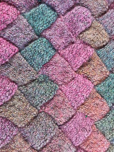 entrelac knitting entrelac knitting revival thestitchsharer
