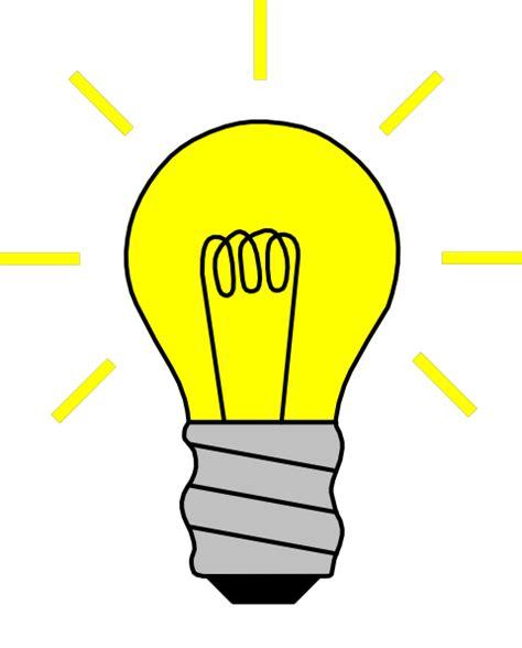 light clip light bulb on clip at clker vector clip