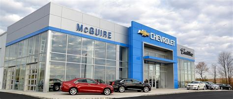 Mcguire Chevrolet Cadillac by Find Hours And Directions To Mcguire Chevrolet In Newton Nj
