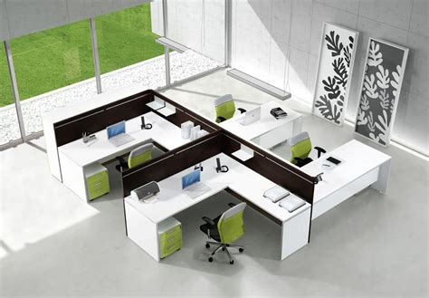 home office desk systems operating stations for offices with modular coloured