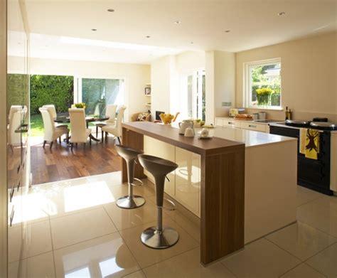kitchen design with breakfast bar 30 contemporary breakfast bar design ideas