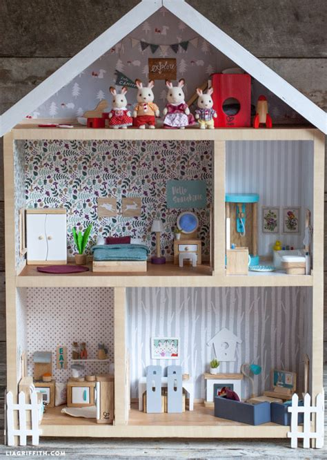 make your house a home give a home make your own dollhouse lia griffith