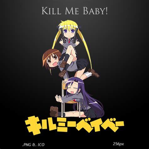 kill me baby kill me baby anime icon by duckne55 on deviantart