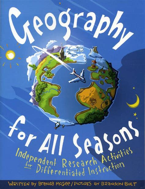 geography picture books prufrock press geography for all seasons independent