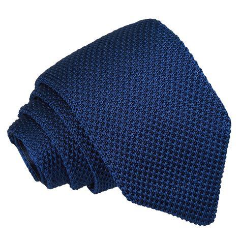 navy blue knit tie navy blue knitted slim tie