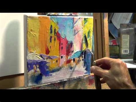 tips on using acrylic paint on canvas how to paint tips tricks with the palette knife
