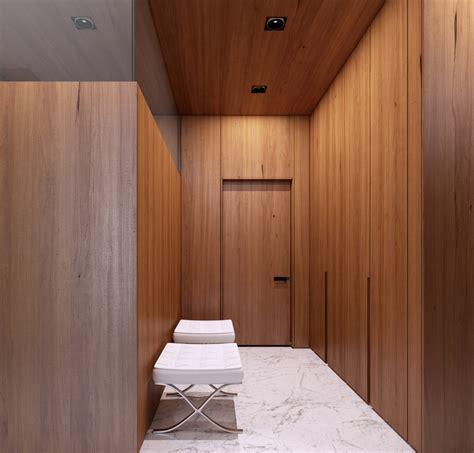 modern woodworker modern wood paneling interior design ideas