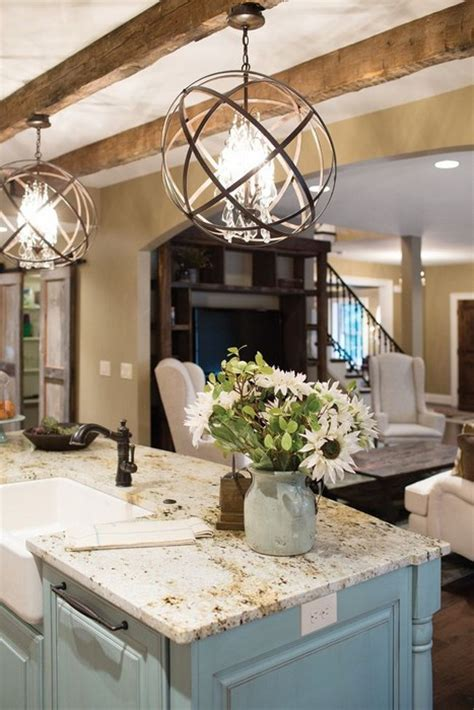 island kitchen lighting fixtures 20 gorgeous kitchens with islands messagenote