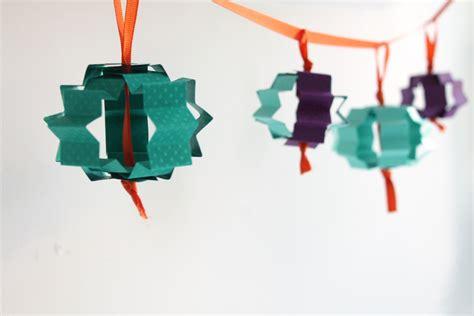 lantern craft paper lanterns craft hello holy days