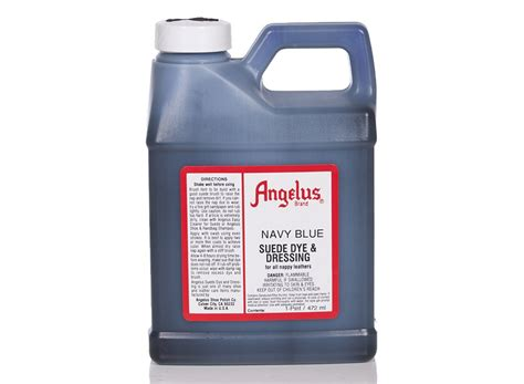 angelus paint for suede angelus dyes paint navy blue 1pt suede dye leather