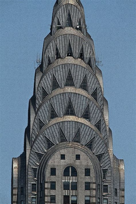 Chrysler Building Top by Top Of The Chrysler Building My New York