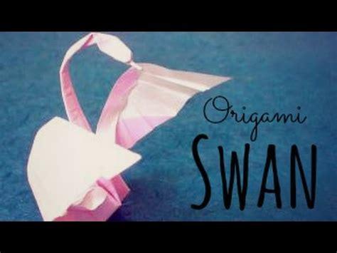 origami swan tutorial origami swan ho 224 ng tiến quyết tutorial kao