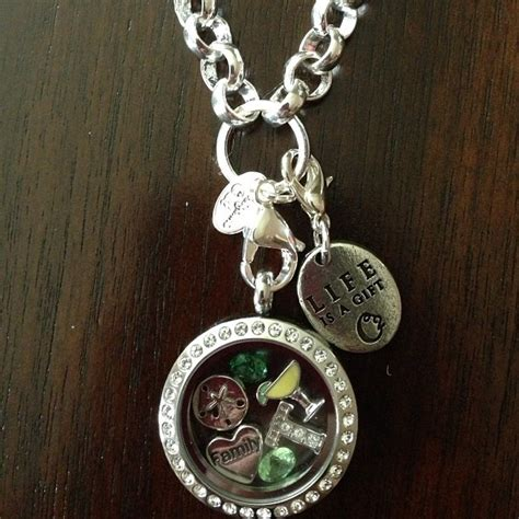 origami owl jewellery origami owl necklace jewelry ideas someday