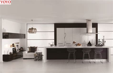 fitted kitchen cabinets aliexpress buy high gloss fitted kitchen cabinets