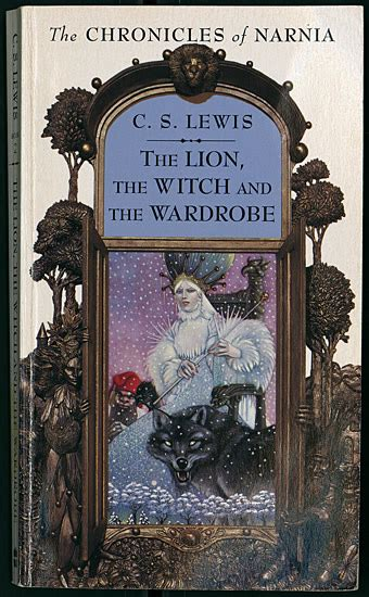 wardrobe picture book top 100 children s novels 5 the the witch and the