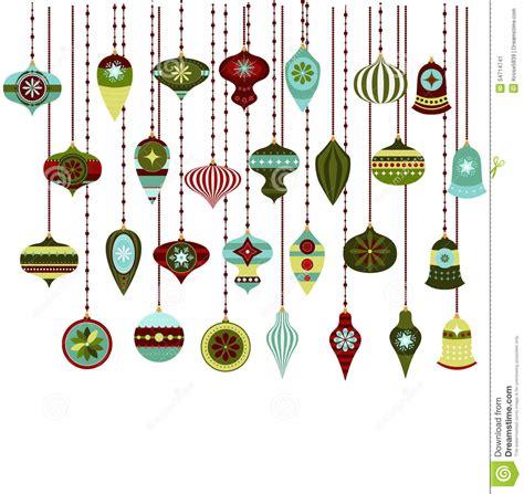 retro ornaments vintage ornaments clipart lizardmedia co